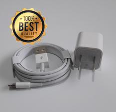 Bộ sạc iPhone (dùng cho iPhone 6s, iPhone 6, iPhone SE, iPhone 5s, iPhone 5 (Cam kết hàng Zin – có hướng dẫn phân biệt) (Adapter + Cable Lightning)