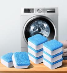 Hộp 12 viên tẩy lồng máy giặt diệt khuẩn cực mạnh