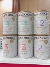Sữa Blackmores Số 1.2.3 900g