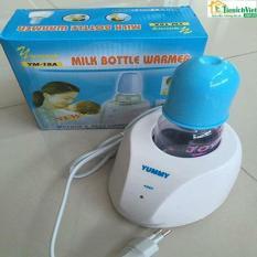 Máy hâm sữa Yummy an toàn cho sức khỏe của bé