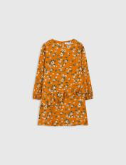 Váy liền bé gái 1DS19W016 CANIFA