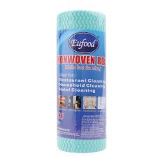 [Sale] Một cuộn khăn lau đa năng EU Food dùng trong nhà bếp kích thước 25cm x 50cm, 33 cái/ 1 cuộn cao cấp ( Tự phân hủy – Thân thiện với môi trường – Thương hiệu uy tín )