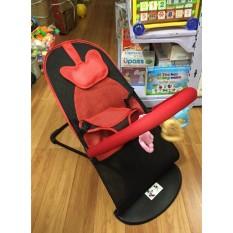 [Tặng khung đồ chơi] Ghế rung ghế nhún cho bé