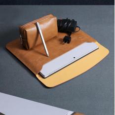 Bao da, Cặp da, túi da chống sốc cho Macbook, Surface, Laptop – Cho Macbook Air 13 inch đời 2017 về trước/ Macbook Pro 13 inch đời 2015 về trước