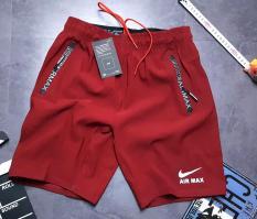 Quần Short thể thao nam NlKE Air Max Men – Thun thể thao – Cường Thanos Sport thế giới đồ tập, quần áo tập gym VNXK
