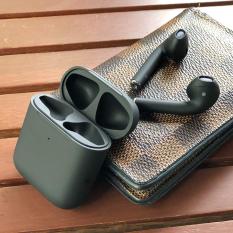 Tai Nghe Blutooth I27 Pro TWS phiên bản màu đen đặc biệt Bluetooth 5.0 True Wireless Hỗ Trợ Sạc Không Dây, Cảm biến tháo tai ngắt nhạc