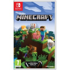 Băng Game Minecraft Starter Pack Nintendo Switch