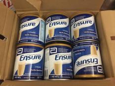 Combo 06 hộp Sữa Ensure Đức hộp 400g Đức date mới 12/ 2020