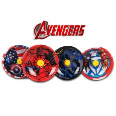 Đồ chơi trẻ em Yoyo sắt cao cấp Avengers – Đồ chơi giải trí con quay Zozo nhiều hình siêu anh hùng có kèm dây sẵn (giao mẫu ngẫu nhiên)