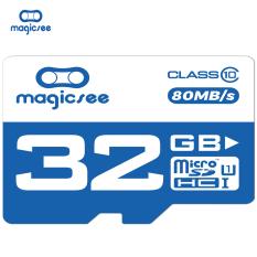 Thẻ nhớ 32GB Magicsee Class 10 – Tốc độ 90Mb/s – Thẻ nhớ chuyên dụng cho camera giám sát , camera hành trình , điện thoại , máy ảnh