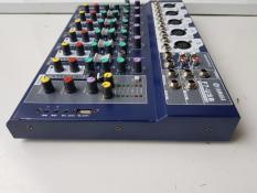 mixer yamaha f7
