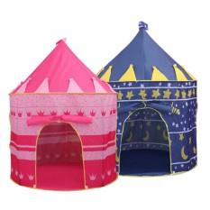 Lều Lâu Đài Công Chúa Hoàng Tử kích thích trí tuệ cho bé Tmark,lều banh cho bé.nhà banh cho bé,lều banh công chúa cho bé,lều banh công tử cho bé -Tặng kèm 50 banh
