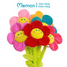Cành Hoa Bông Decor Nhiều Màu Sắc 35cm Cao Cấp Memon
