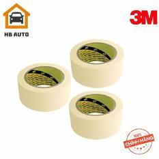 Băng keo giấy 3M 2600 (48mm x 30m)