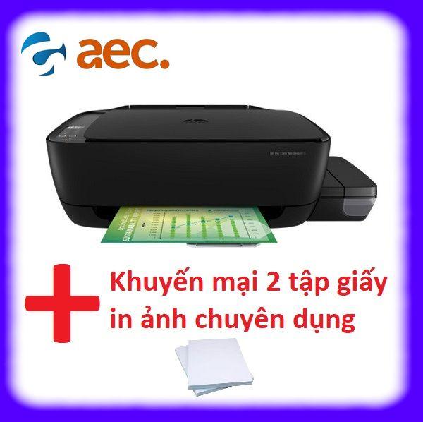 Máy in phun màu đa chức năng HP 415 All In One Wireless (Print copy scan wifi) ( đã bao...