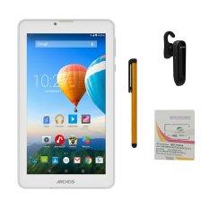 Nơi nào bán Bộ 1 Máy tính bảng Archos 70c Xenon 8GB 2 Sim (Trắng) + Bút cảm ứng Stylus Touch 1 đầu Pen-x + Sim Viettel + Tai nghe Bluetooth 3.0 TITAN-TB13 (Đen)