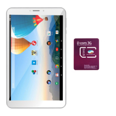 Bộ 1 Máy tính bảng Archos 80c Xenon 16GB 2 Sim (Trắng) + 1 Sim Dcom 3G Viettel