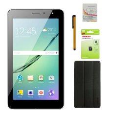 Giá Niêm Yết Bộ 1 Máy tính bảng Masstel Tab 706 8GB 2 Sim (Đen) + Bao da + Bút cảm ứng Stylus Touch 1 đầu Pen-x + Sim Viettel + Thẻ nhớ MicroSd 8GB Class 4