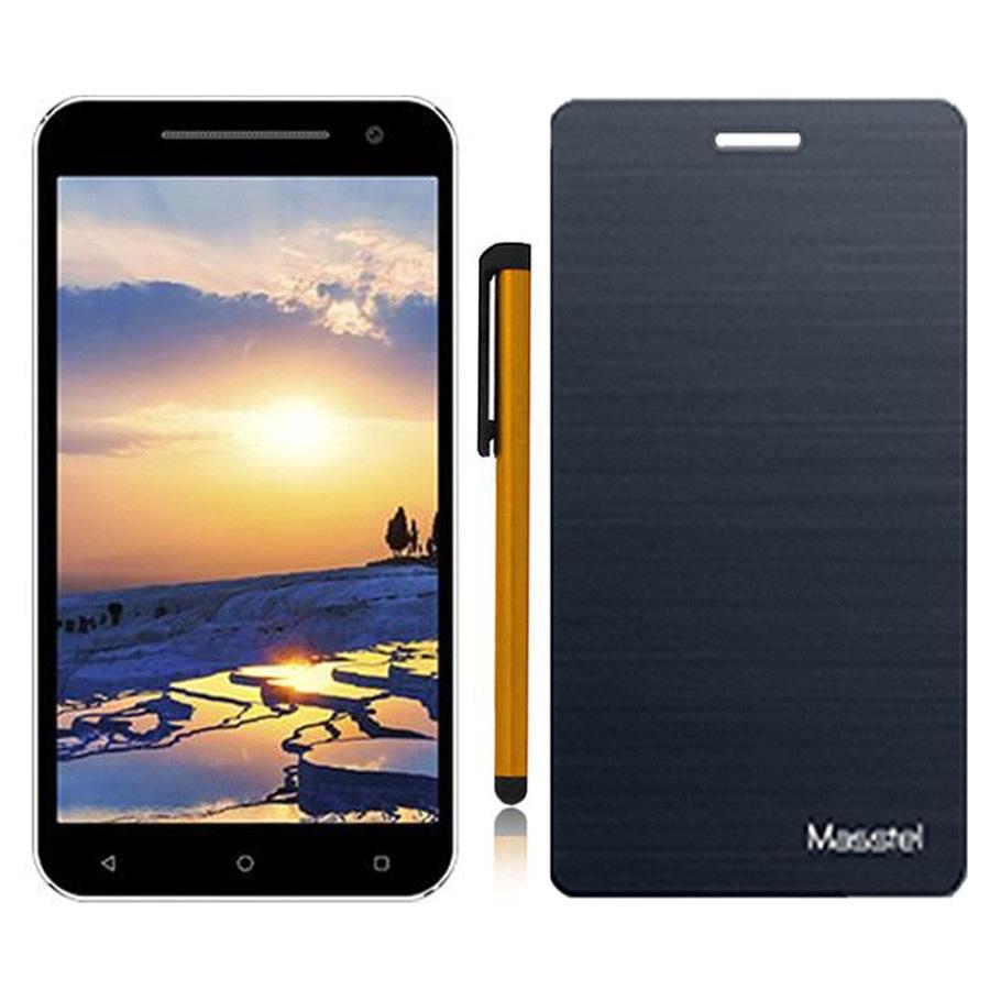 Mẫu sản phẩm Bộ 1 Máy tính bảng Masstel Tab 750 8GB 3G 2 SIM (Đen) + Bao da Tab 750 + Bút cảm ứng Stylus Touch 1 đầu Pen-x