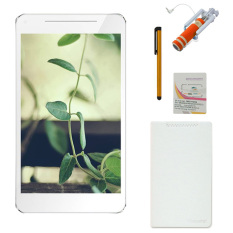 Bộ 1 Máy tính bảng Masstel Tab 760 8 GB 2 Sim (Bạc) + Bút cảm ứng Stylus Touch 1 đầu Pen-x + Sim Viettel + Bao da + Gậy chụp ảnh