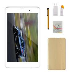 Bộ 1 Máy tính bảng Masstel Tab 805 8GB 2 Sim (Bạc) + Bút cảm ứng Stylus Touch 1 đầu Pen-x + Sim Viettel + Bao da + Sạc Nhanh Titan