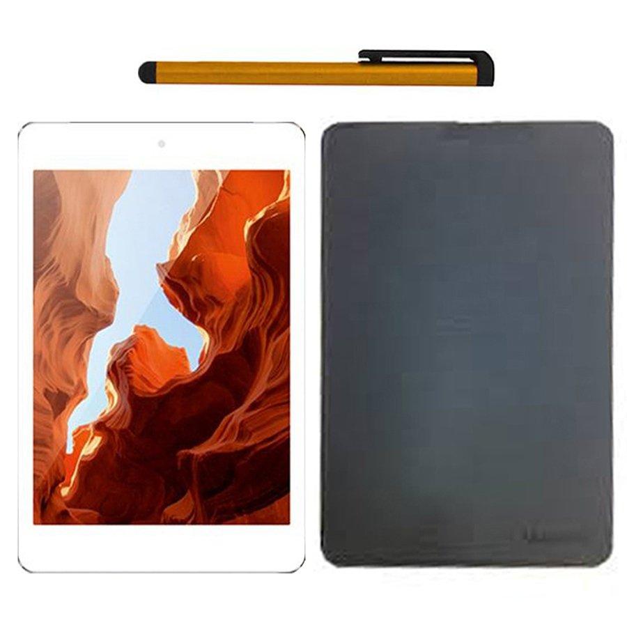 So Sánh Giá Bộ 1 Máy tính bảng Masstel Tab 850 8GB 3G (Bạc) + Bao da Tab 850 + Bút cảm ứng Stylus Touch 1 đầu Pen-x