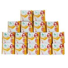 Bộ 16 gói băng vệ sinh hàng ngày lưới Belle Flora 10 miếng