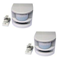 Bộ 2 thiết bị báo trộm hồng ngoại HT1A
