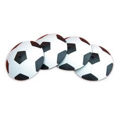 Bộ 4 nắp ly hình quả bóng Tashuan