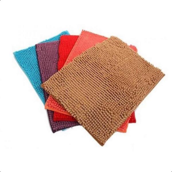 Cập Nhật Giá Bộ 5 thảm lau chân san hô bé Mi shop