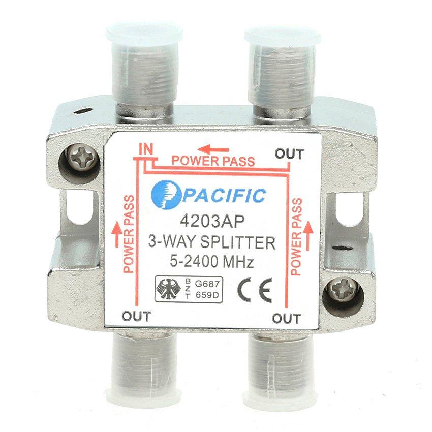 Bảng Giá Bộ chia truyền hình cáp Pacific 4203AP