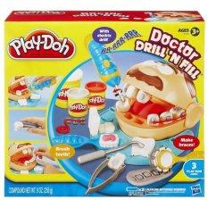 Bộ đồ chơi bé tập làm nha khoa Play-Doh