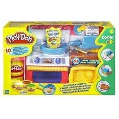 Bộ đồ chơi bột nặn Play-Doh Fun with Food – Meal Makin' Kitchen