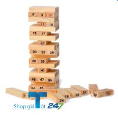 Bộ đồ chơi rút gỗ Happy thông minh cho bé Giá Tốt 247