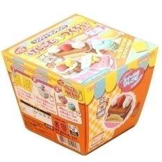 Bộ làm tẩy hình bánh quy Kutsuwa – Sweets Shaped Erasers