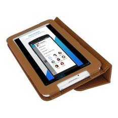 Bộ Máy tính bảng cutePad M7022 4-core 8GB 3G (Trắng) và Bao da (Nâu) – Hãng Phân phối chính thức