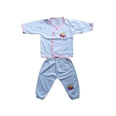 Bộ quần áo dài tay cho bé Babee BB04-BB10