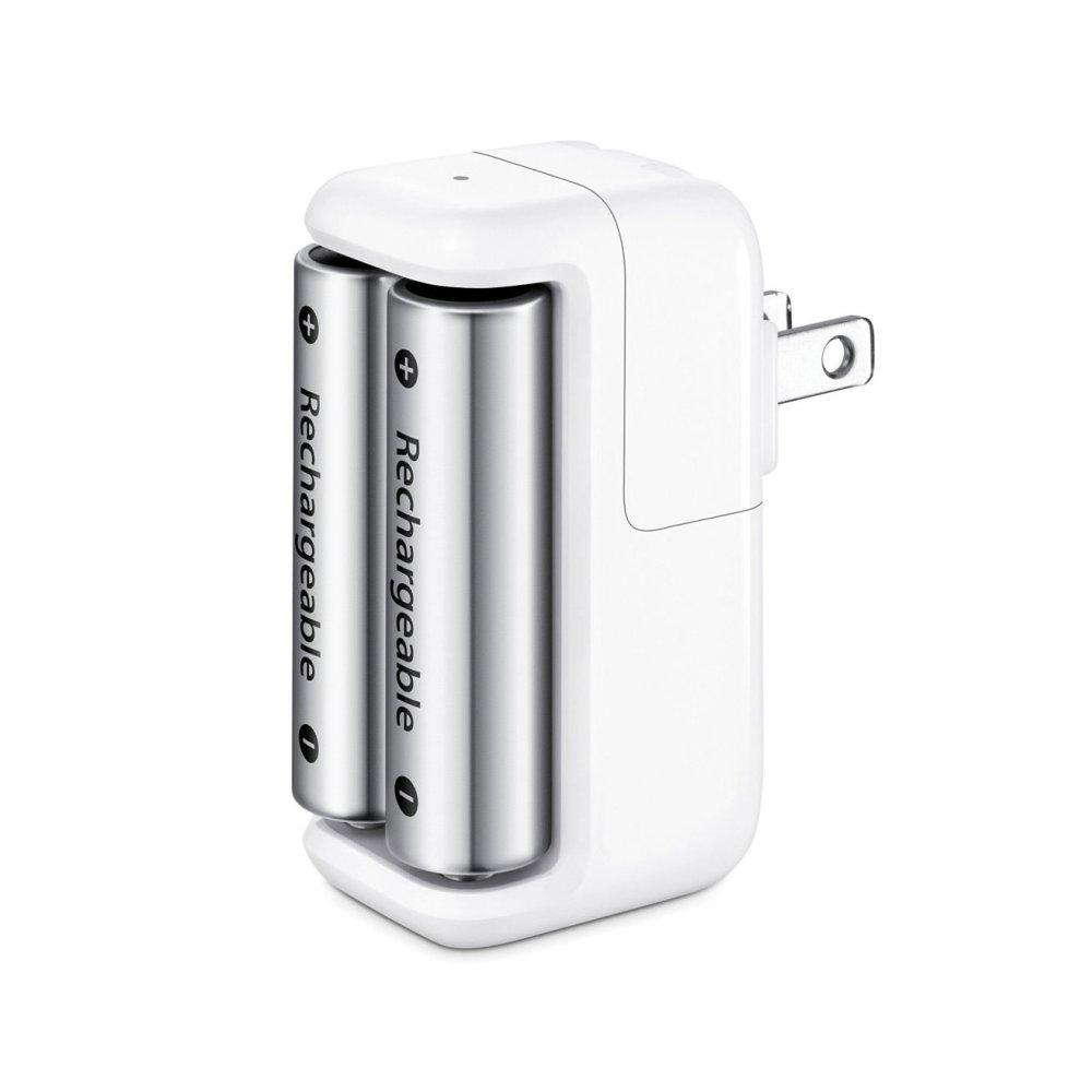 Bộ sạc pin Apple Battery Charger MC500LL/A (Xám)