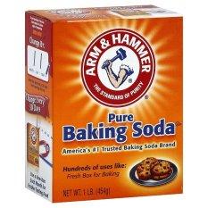 Giá Khuyến Mại Bột Baking Soda đa công dụng Arm & Hammer 454g