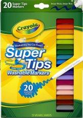 Bút 20 màu nước Crayola