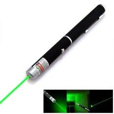 Bút chiếu Lazer 101 màu xanh (Green Light) – Tặng 1 đôi pin AAA
