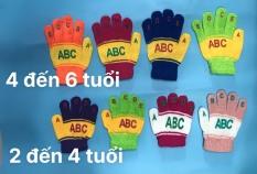 Combo 6 đôi găng len , bé từ 2 tuổi đến 6 tuổi , lựa chọn theo tuổi bé , giao nhiều màu ngẫu nhiên như hình , ảnh thật , bảo đảm giao đúng hàng