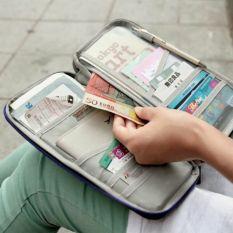 Bóp đựng giấy tờ pasport