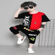 Sét đồ bộ quần áo dành cho bé trai mẫu XOBIN .Chất vải đẹp, co giãn 4 chiều.