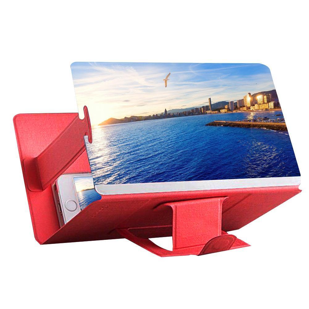 Kính phóng to màn hình điện thoại 4D mẫu 2109