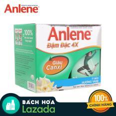 Lốc 4 hộp Sữa Anlene đậm đặc hương Vani (4 hộp x 125ml)