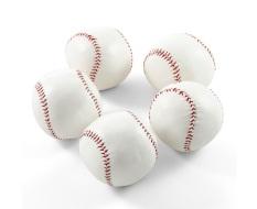 Quả bóng chày da mềm – Baseball – loại mềm cao cấp dùng cho người trẻ nhỏ hoặc học sinh tiểu học