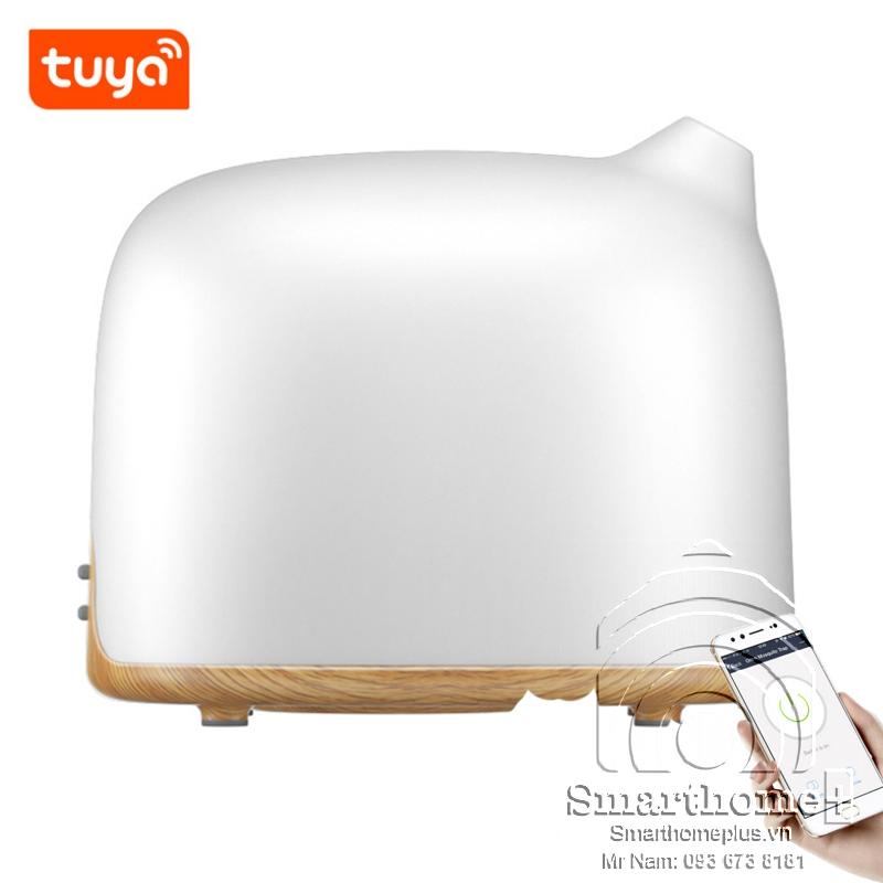 Máy Phun Sương Tạo Ẩm Wifi Tuya SHP-Hum2