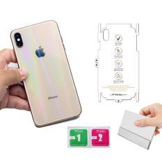 Tấm Dán PPF 7 sắc cầu vòng 2019 Chống xước & đặc biệt TỰ PHỤC HỒI VẾT XƯỚC mặt sau iphone 6,7,8,6p,7p,8p,X,XS,XSMAX – THẾ GIỚI SỈ LẺ 3