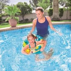 Phao Bơi Tròn Bestway 36013 Hình Họa Tiết Đáng Yêu